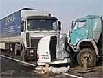 В большинстве аварий виновны пьяные водители и лихачи