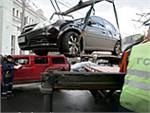 Тверскую очистили от машин