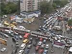 Штраф за выезд на занятый перекресток может вырасти в 10 раз