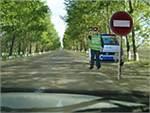 «Синие ведерки» против ГИБДД