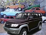 УАЗ реализовал 4 тыс. машин в рамках программы утилизации
