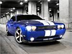 Dodge представил «заряженное» купе Challenger