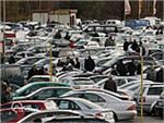 Б\у автомобили начали дешеветь
