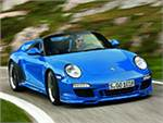 Porsche 911 Speedster выйдет ограниченным тиражом