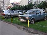 В Москве открыто около 800 парковок «не для всех»