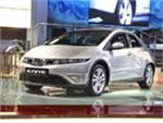 Рестайлинговая Honda Civic получила «автомат»