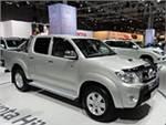 Toyota озвучила российские цены на пикап Hilux