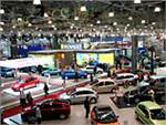 Московскому автосалону объявили бойкот