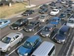 Средняя скорость движения по Ленинградке - 10 км/ч