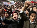 Забастовки в Китае продолжаются