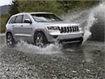 Новый Grand Cherokee на платформе Mercedes