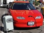 Правительство ФРГ поддержит производителей электромобилей