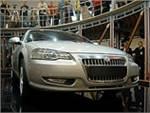 Производство Volga Siber может быть свернуто