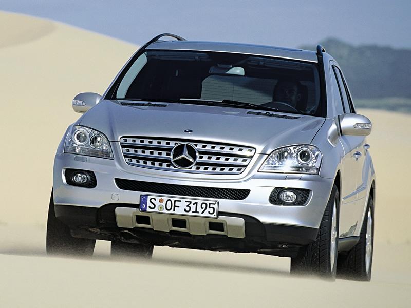 Audi Q7, BMW X5, Mercedes-Benz M-Class, Volkswagen Touareg, Porsche Cayenne
