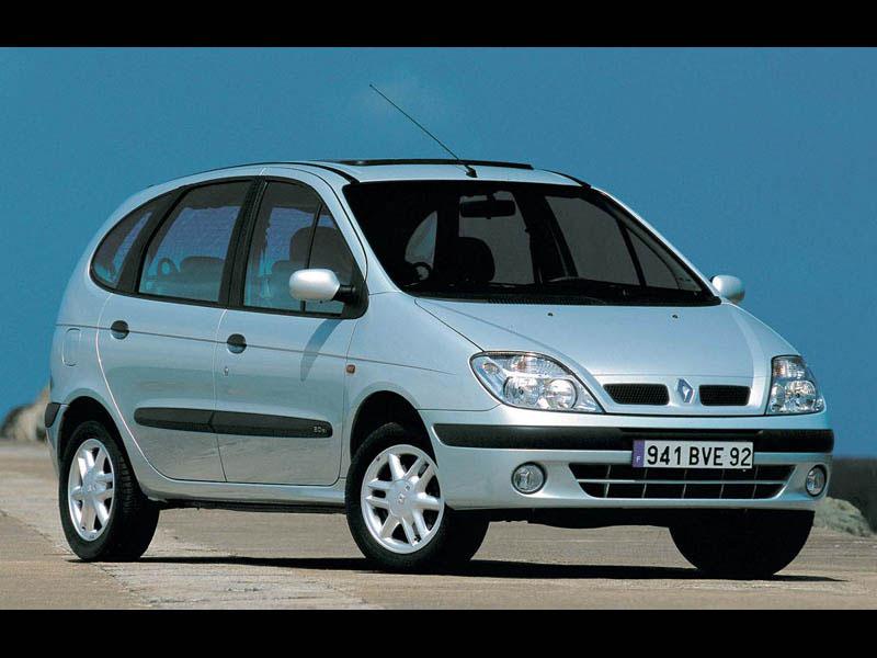 Недорогая универсальность (Renault Scenic, Citroen Xsara Picasso, Fiat Multipla)