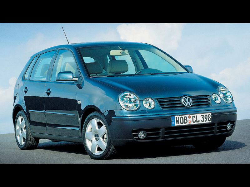 Кровные узы (VW Polo, Skoda Fabia, Seat Ibiza (Seat Cordoba))