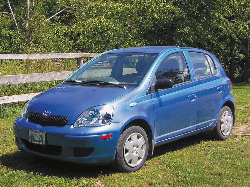 Nissan Micra, Mitsubishi Colt, Toyota Yaris