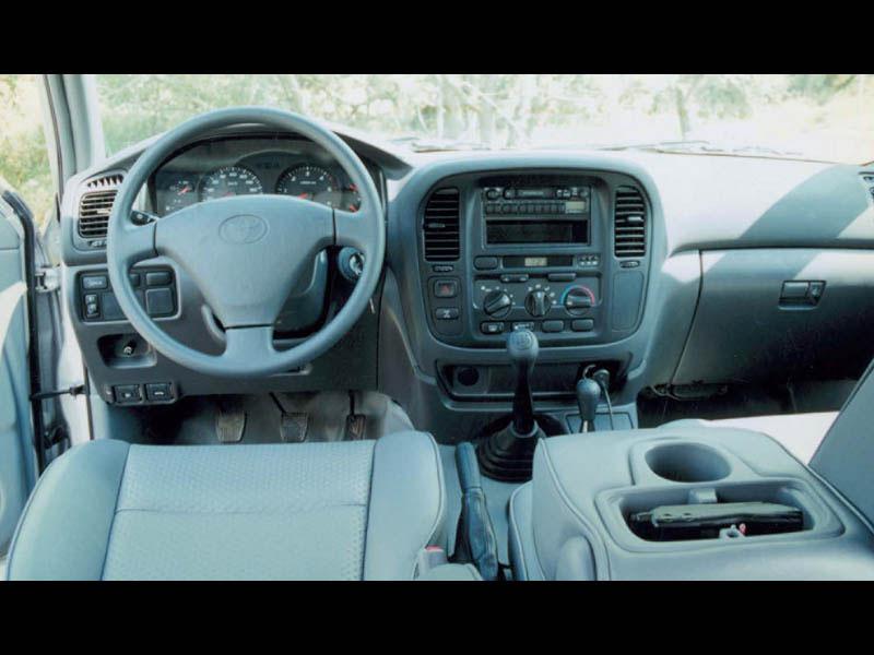 """Японские """"профессиональные"""" джипы (Toyota Land Cruiser 100, Mitsubishi Pajero, Nissan Patrol GR)"""