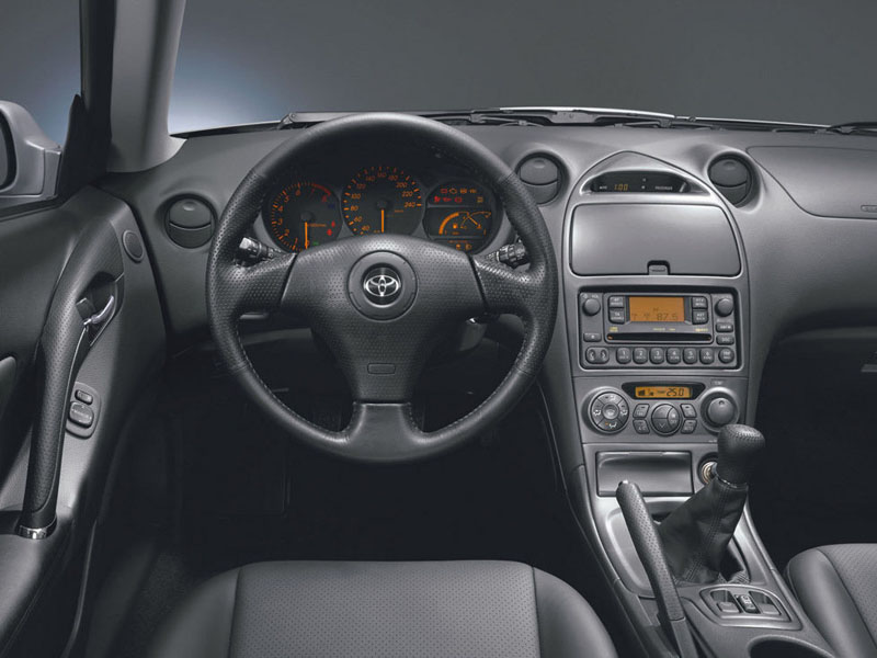 Игрушки для взрослых (Toyota Celica, Mitsubishi Eclipse, Hyundai Coupe)