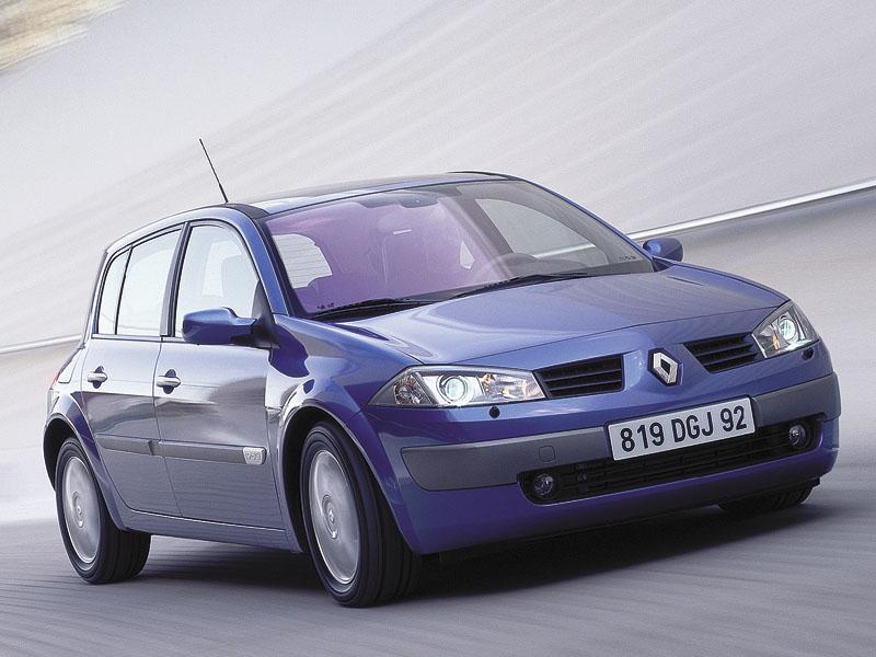 Стиль и индивидуальность (Renault Megane II, Peugeot 307, Citroen C4 (2009))