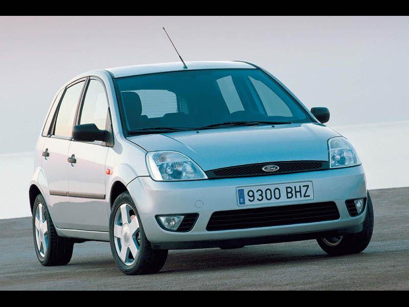 Оптический обман (Opel Corsa С, Ford Fiesta, VW Polo)