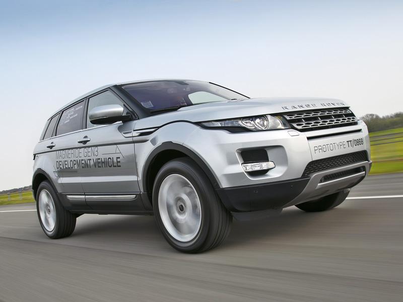 Имиджмейкер (Range Rover Evoque)