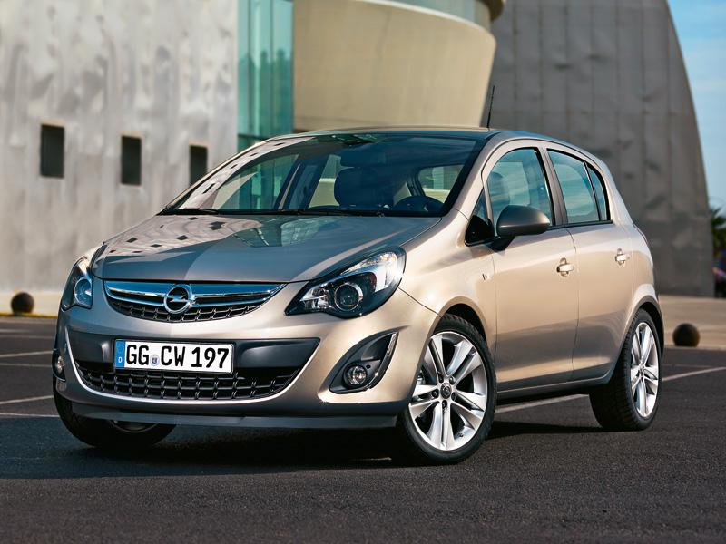 Поставлено на вид (Opel Corsa 1.4)