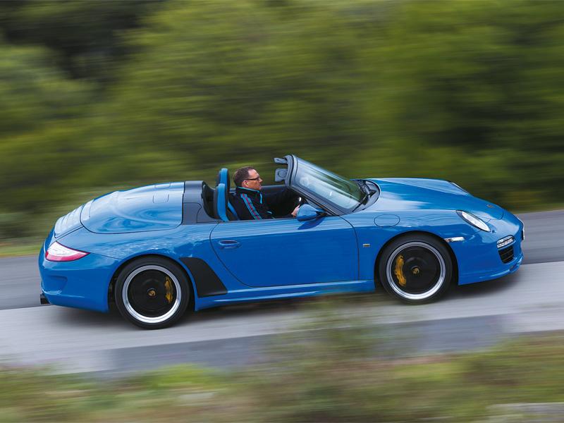Штормовое предупреждение (911 Speedster 3.8)
