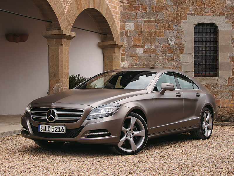 Mercedes benz cls class cls for Mercedes benz cls 2010