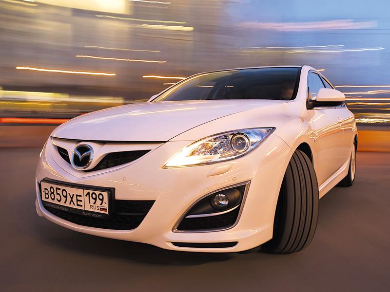 Каждому свое (Mazda 6 2.5 AT)