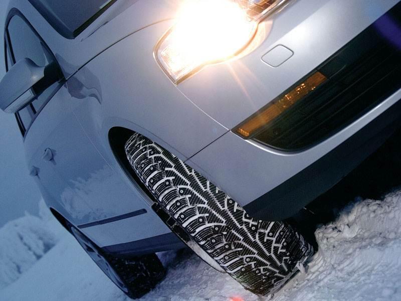 Зимние легковые покрышки 2008