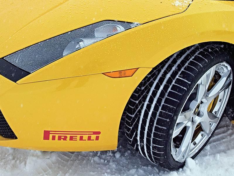 """Вышло в свет второе поколение шин """"Pirelli Sottozero"""""""