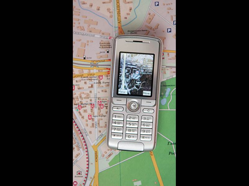 Мобильные сервисы для автомобилистов и пешеходов