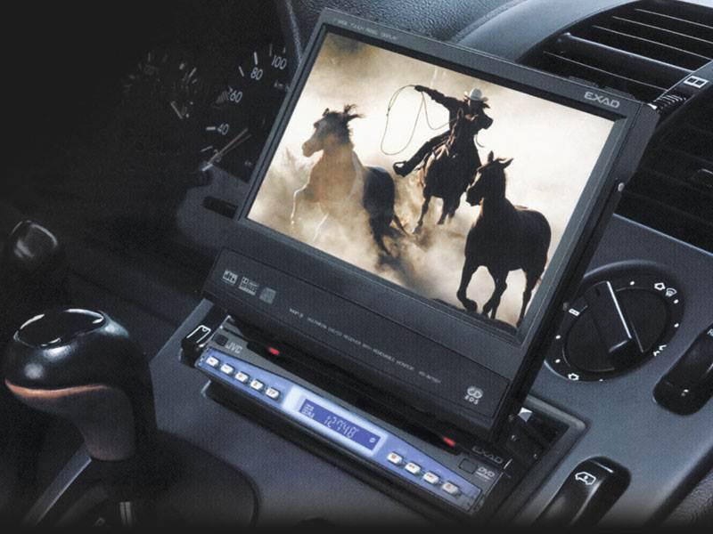 """""""Кинотеатр""""в автомобиле"""