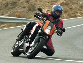 KTM 990 Superduke.