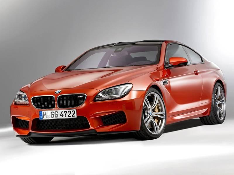 Новый BMW M6 - Спортивный настрой