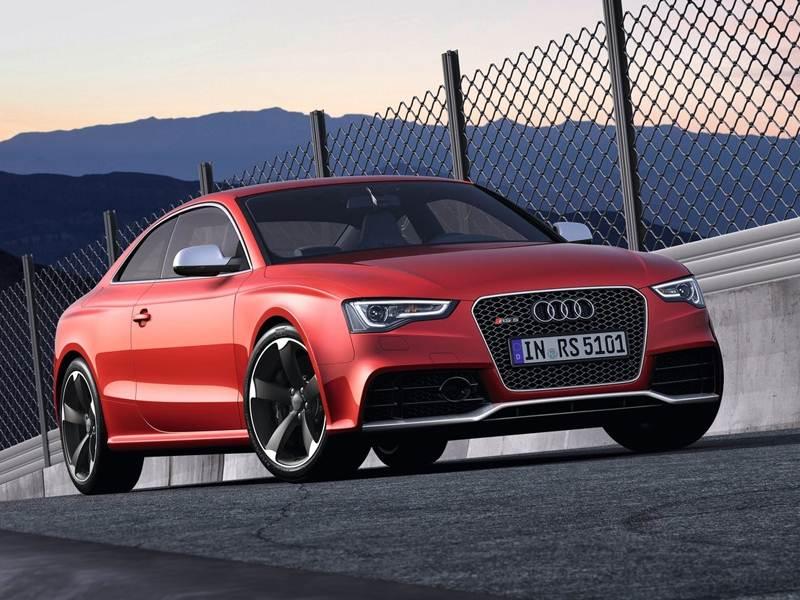 Audi RS5 I рест.