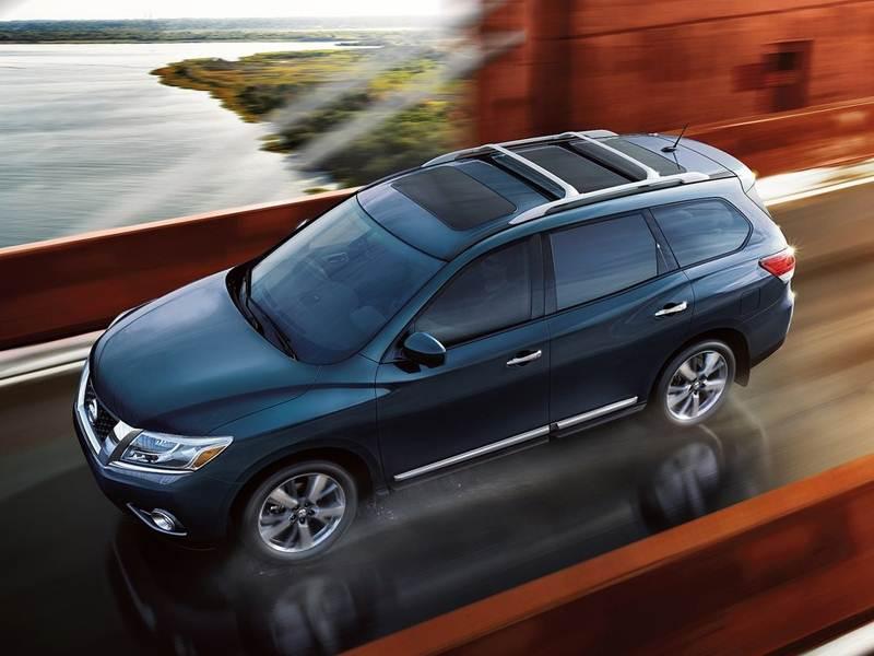 Новый Nissan Pathfinder - Смена идеологии
