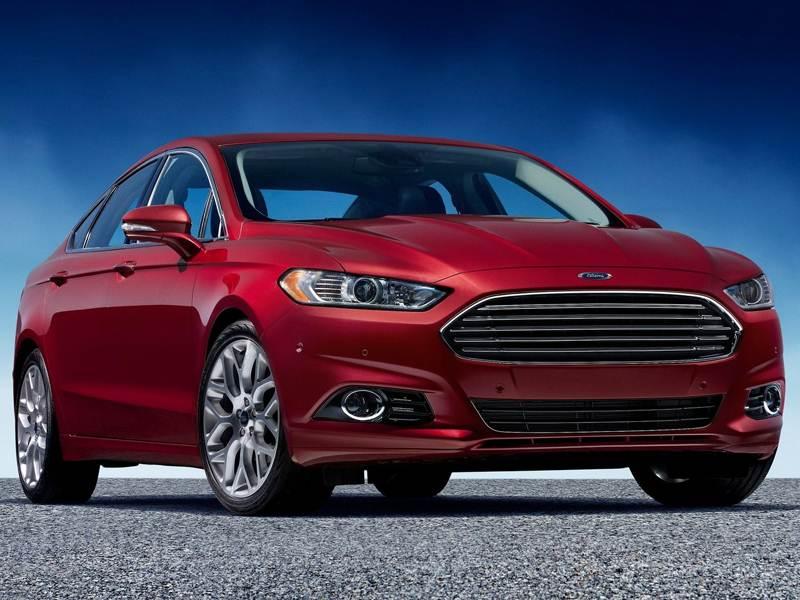 Новый Ford Fusion - Мыслить глобально