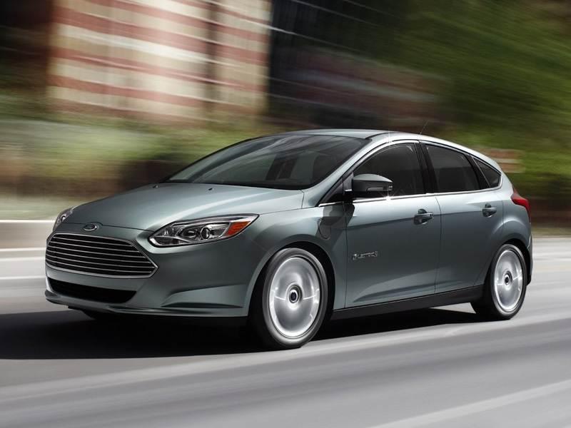 Новый Ford Focus - Фокусы с электричеством