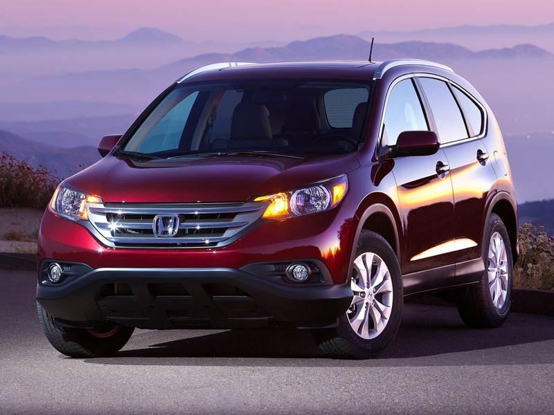 Новый Honda CR-V - Больше комфорта