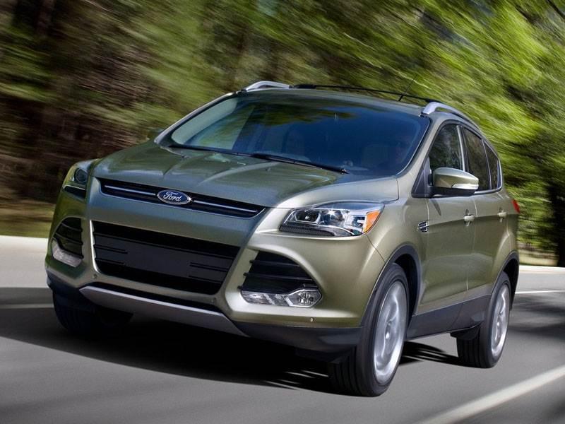 Новый Ford Kuga - Двойник