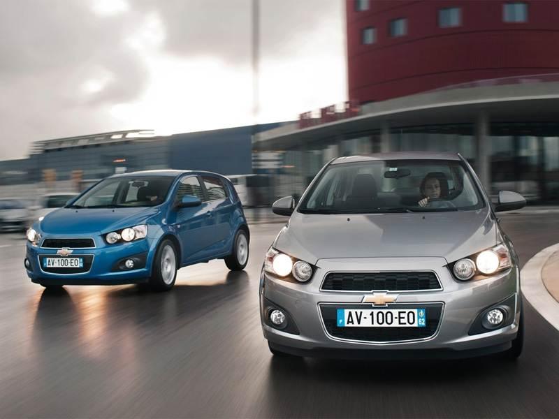 Новый Chevrolet Aveo - Aveo – заявка на триумф