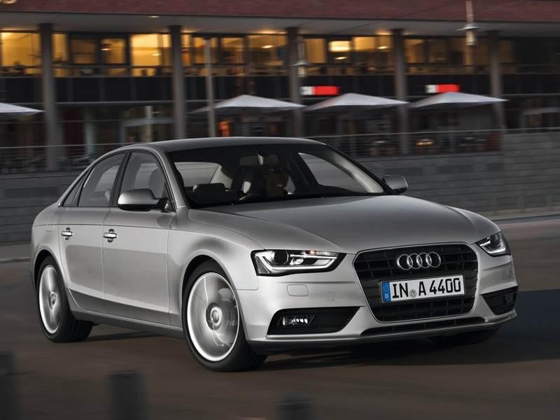Новый Audi A4 - Ингольштадтская красавица