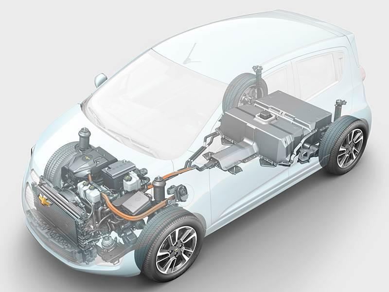 Новый Chevrolet Spark - Искорка