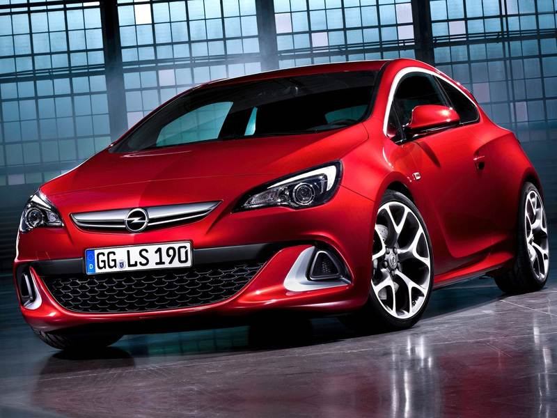 """Новый Opel Astra - Проверено """"Нюрбургрингом"""""""