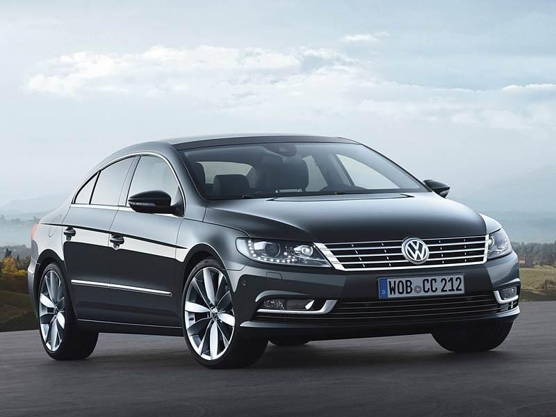 Новый Volkswagen Passat CC - Своя ниша