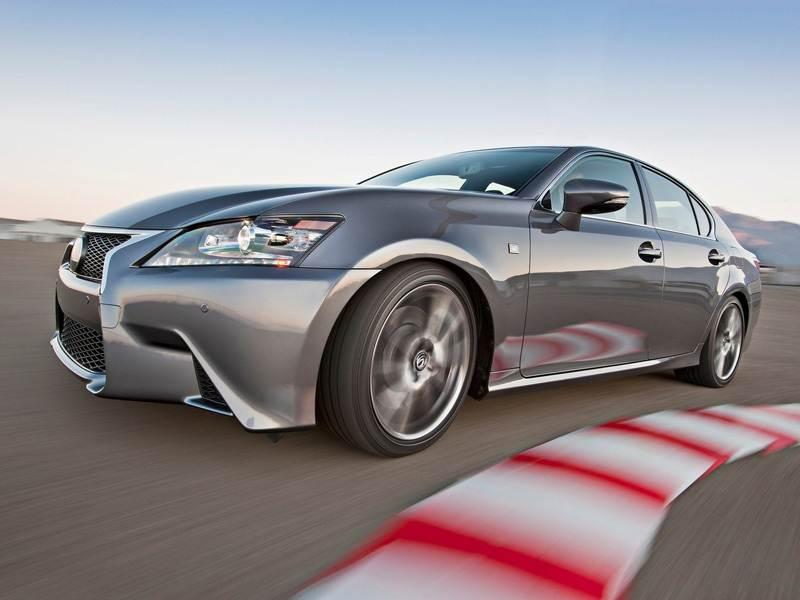 Новый Lexus GS - Интеллектуальный спортсмен