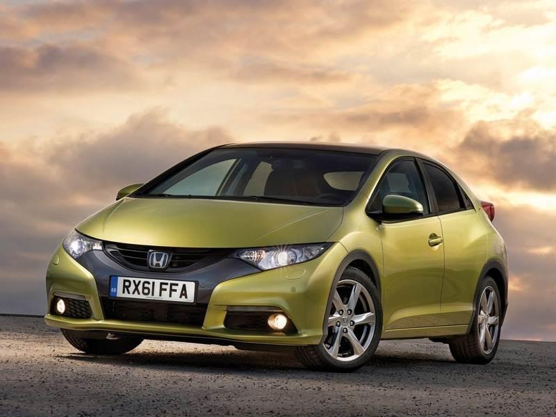 Новый Honda Civic - Европейский заказ
