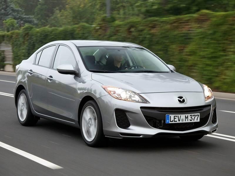 Новый Mazda 3 - Оптимизация